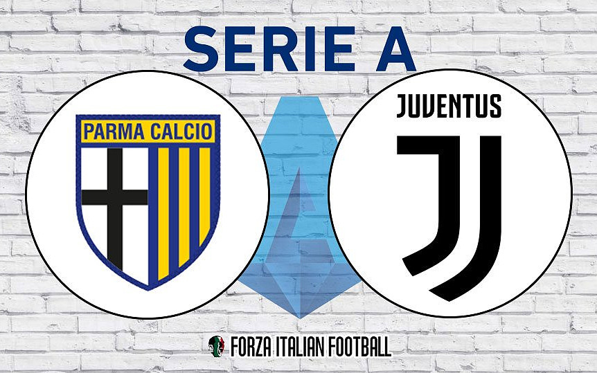 Dove vedere PARMA JUVENTUS Streaming Video Gratis Highlights