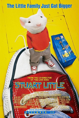 Stuart Little [DVD5][Latino]