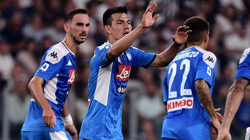 Dove vedere NAPOLI SAMPDORIA in TV e Streaming