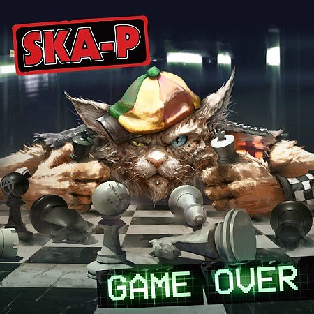 Ska-P – Game Over (2018) mp3 - 320kbps