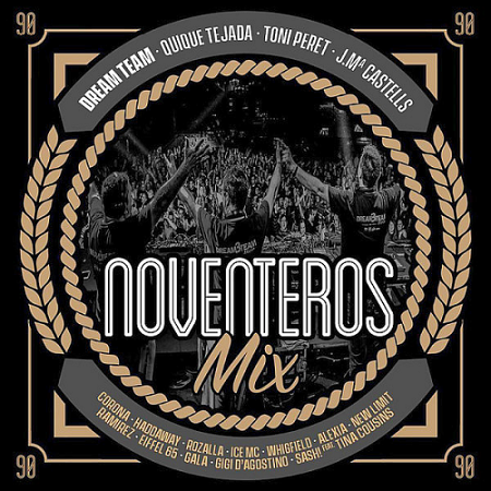 descargar V.A. Noventeros Mix 2018 (2018) mp3 - 252kbps gratis