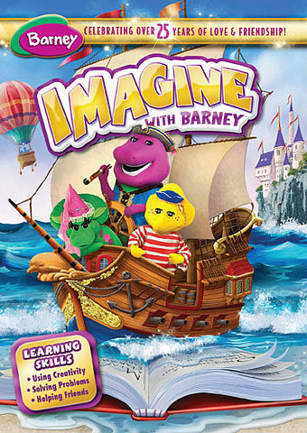 Imagine with Barney [Latino]
