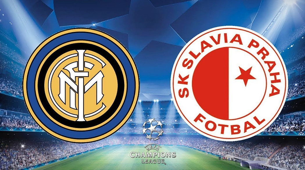 DIRETTA Inter Slavia Praga Streaming Rojadirecta Gratis.