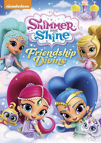 Shimmer and Shine: Friendship Divine [DVD5][Latino]