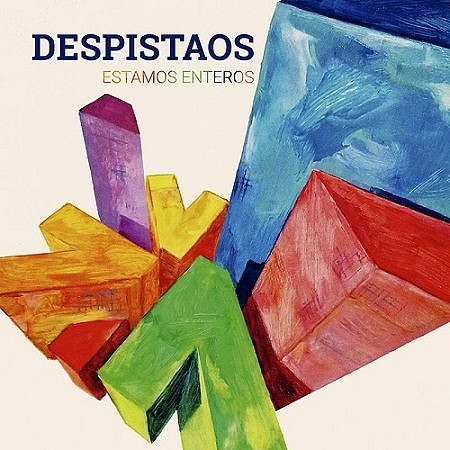 Despistaos - Estamos Enteros (2019) mp3 - 320kbps