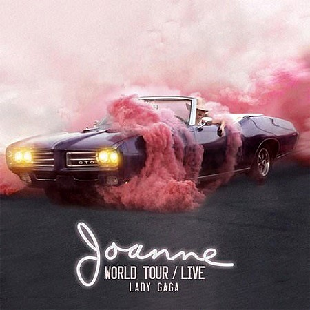 Lady Gaga – Joanne World Tour (Live) (2018) mp3 - 320bps