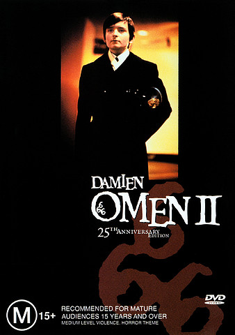 Damien: The Omen 2 [1978][DVD 5]