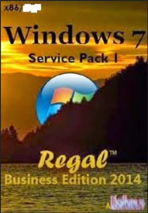 Windows 7 Regal Business Edition SP1 + (MUI Español) [x32/x64 Bits] [Varios Hosts]