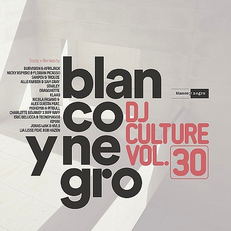 V.A. Blanco y Negro DJ Culture, Vol. 30 (2018) mp3 - 320kbps