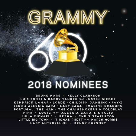V.A. Grammy 2018 Nominees (2018) (iTunes)