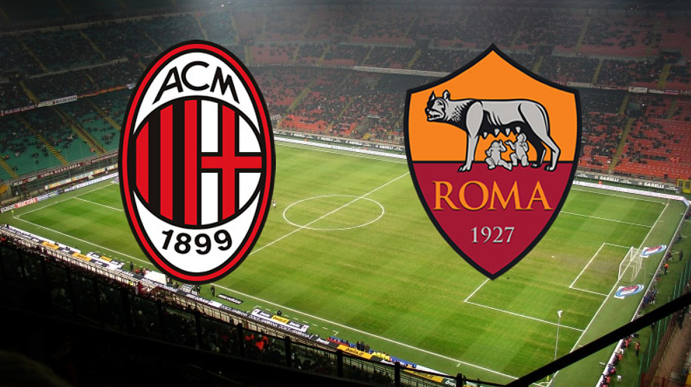 Dove vedere Milan Roma Streaming Rojadirecta Gratis Video Online Oggi | Partita Calcio Serie A.