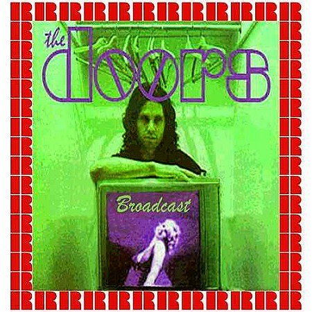 The Doors – Broadcast (2017) mp3 - 320kbps