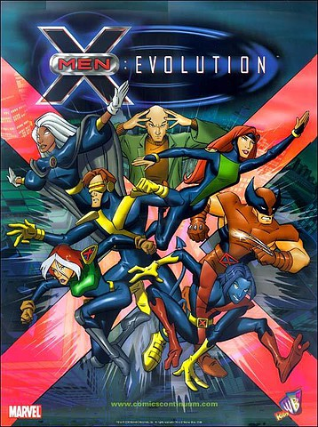 X-Men: Evolution Season One [Latino]