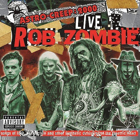 Rob Zombie – Astro-Creep: 2000 Live (2018) mp3 - 320kbps