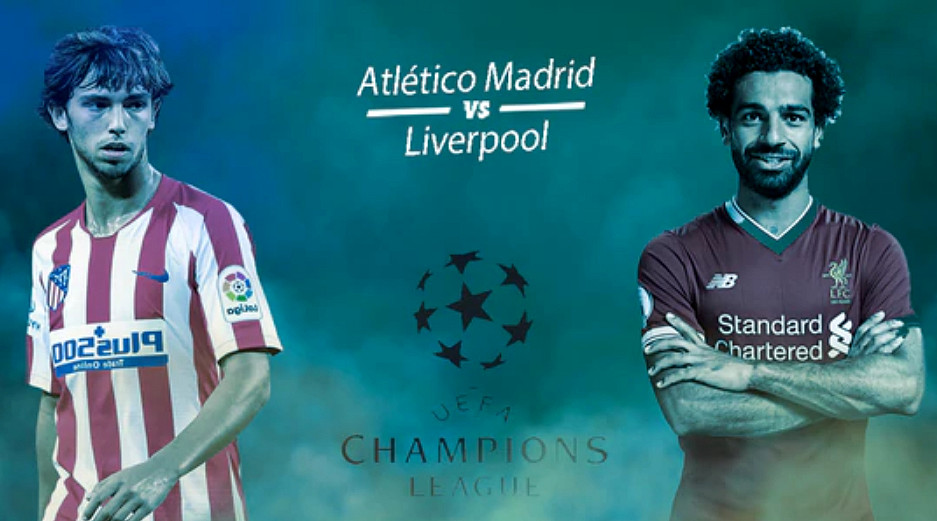 Rojadirecta Atletico Madrid Liverpool Streaming gratis Link Diretta TV.