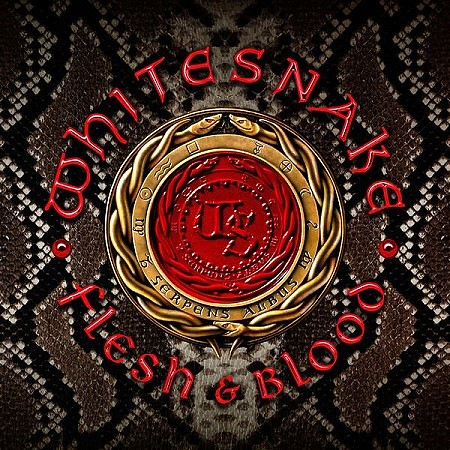 Whitesnake - Flesh & Blood (Deluxe Edition) (2019) mp3 - 320kbps