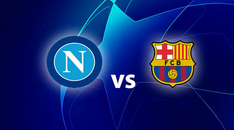 Dove vedere NAPOLI BARCELLONA Streaming Gratis Online | Calcio Champions League
