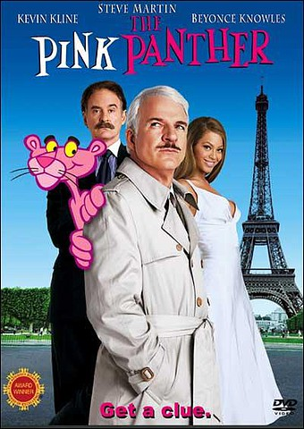 The Pink Panther [DVD 5]