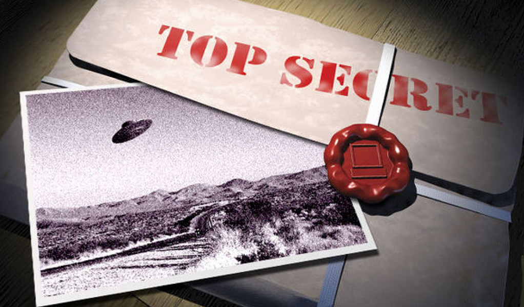 "Alieni UFO Top Secret: ""Zio Sam"" e congiura del silenzio."