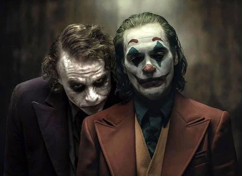 Joker, Heath Ledger ringrazia Joaquin Phoenix.