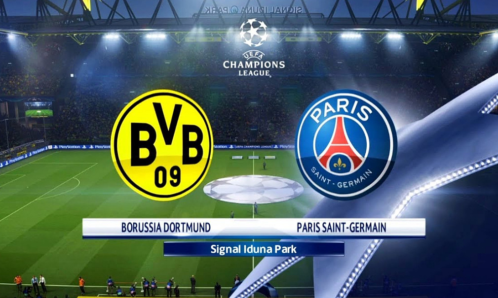 Rojadirecta Borussia Dortmund PSG Streaming Gratis Link Diretta TV.