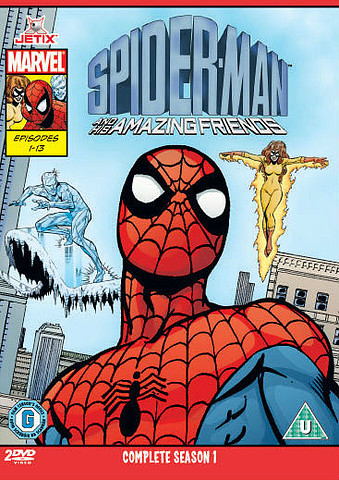 Spiderman And His Amazing Friends [Latino][DVD 5]