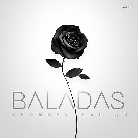 V.A. Baladas Grandes Éxitos Vol.2 (2017) mp3 - 320kbps