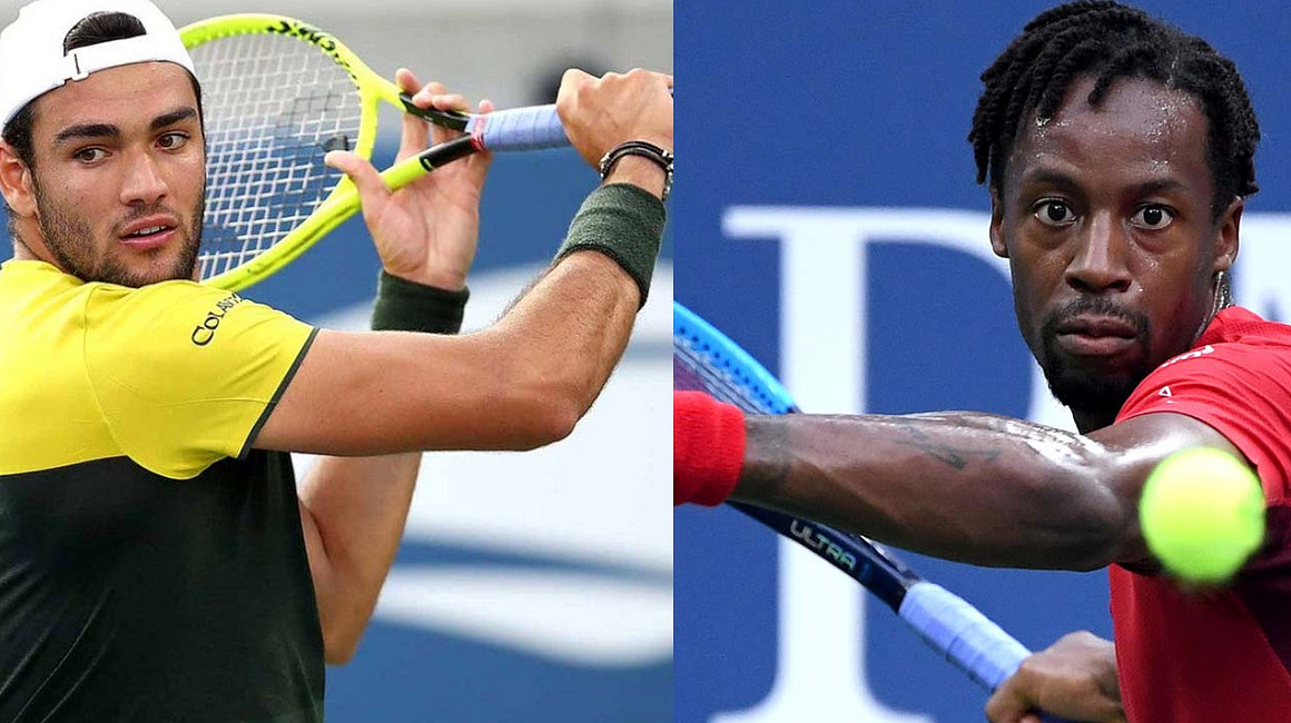 Rojadirecta Berrettini Monfils Streaming Tennis US Open 2019 Diretta TV.
