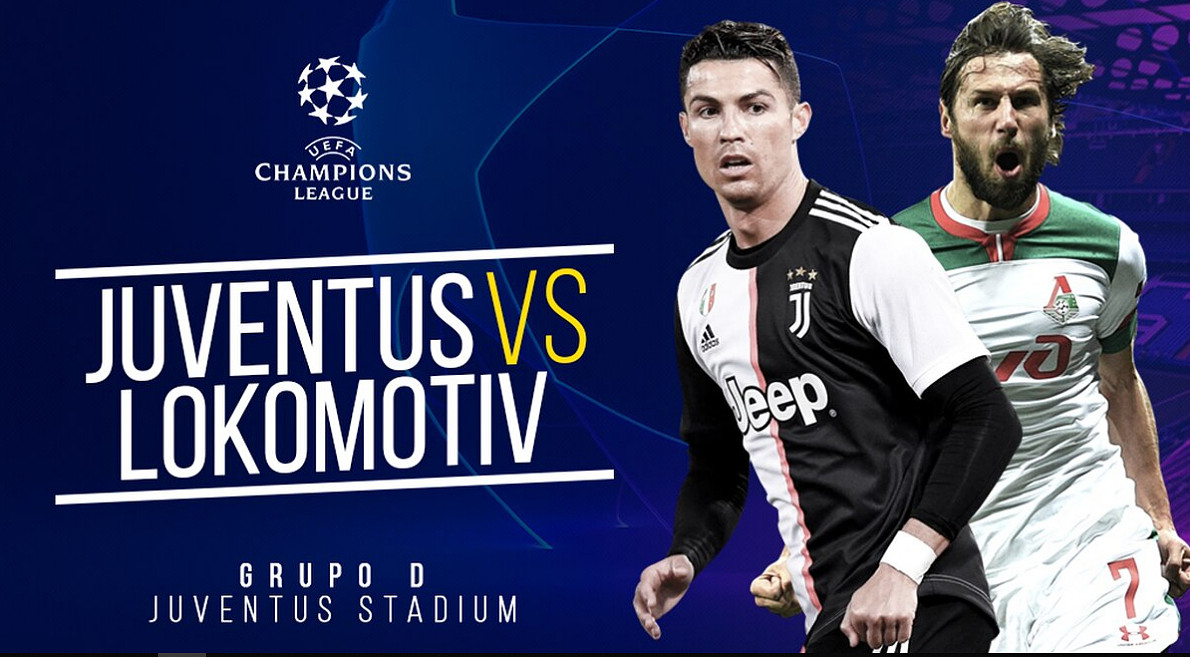 Dove Vedere JUVENTUS LOKOMOTIV MOSCA Streaming Gratis Diretta Video Gol Highlights