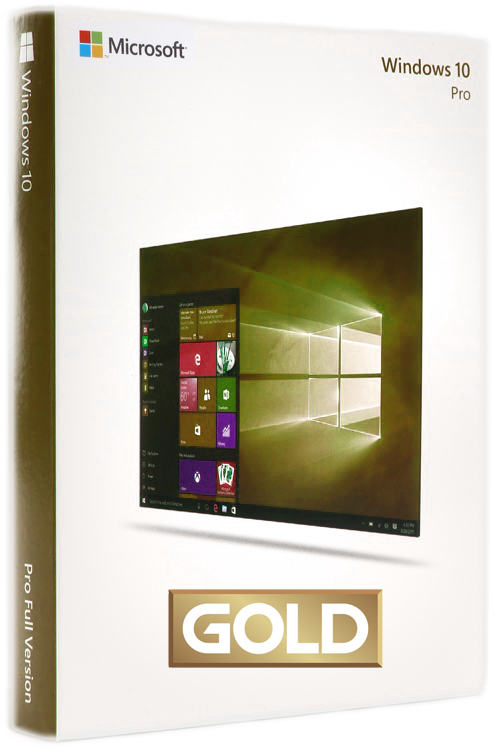 Windows 10 1803 RS4 (2018) [Gold Edition] [Esp] [Feel the Gold] [VS]