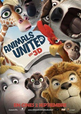 Animals United [Latino]