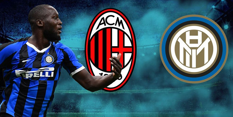Dove Vedere MILAN INTER Streaming Rojadirecta Gratis Online, immagini Derby e highlights con DAZN.