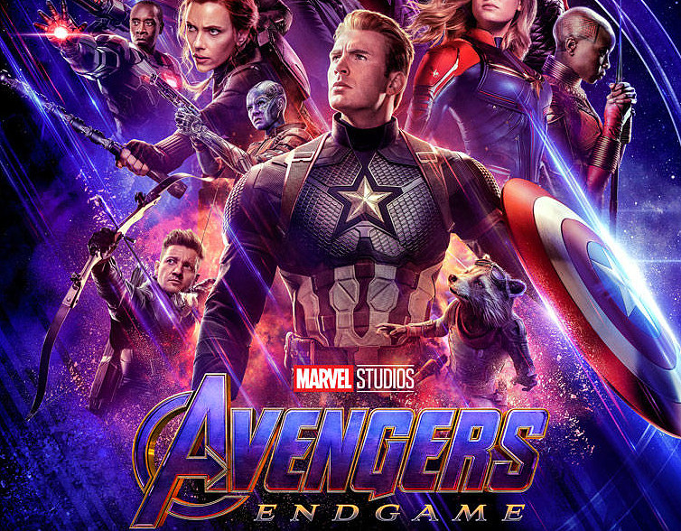 "Il film ""Avengers End Game"" batte il record del botteghino in Cina."