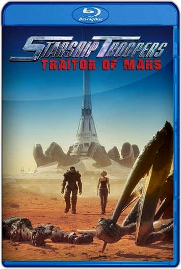 Starship Troopers: Traidor de Marte (2017) HD [1080p y 720p Latino] [Varios Hosts]