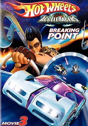 Hot Wheels Acceleracers: Breaking Point [Latino][DVD 5]