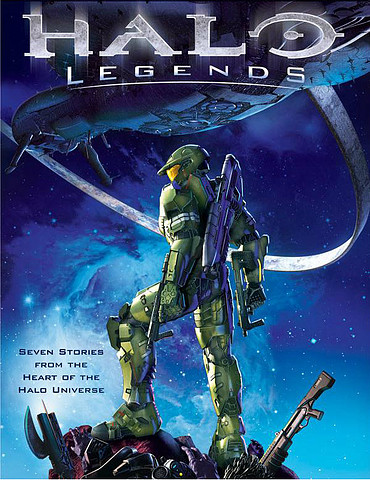 Halo Legends [DVD 5]