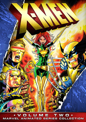 X-MEN: Volume Two [DVD5][Latino]