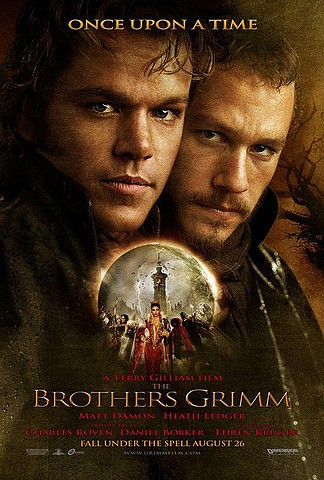 The Brothers Grimm [DVD 5]