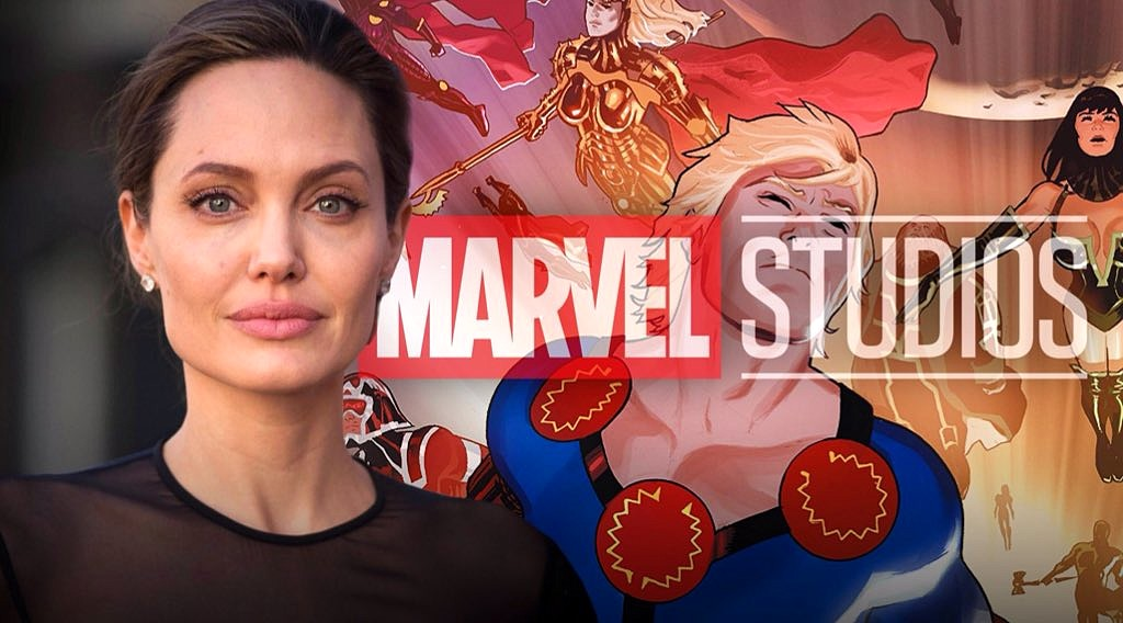 Angelina Jolie potrebbe unirsi all'universo cinematografico Marvel con The Eternals.