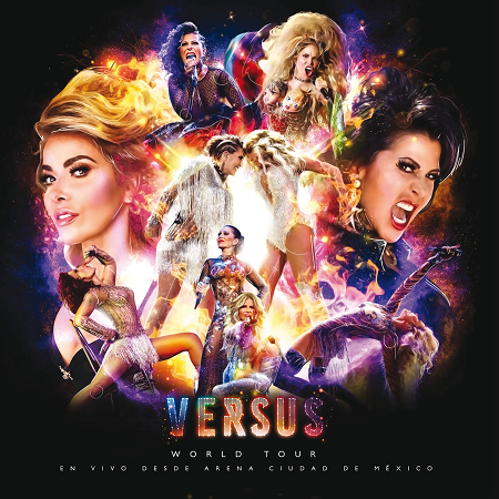 Alejandra Guzmán & Gloria Trevi – Versus World Tour (En Vivo Desde mp3 - 320kbps