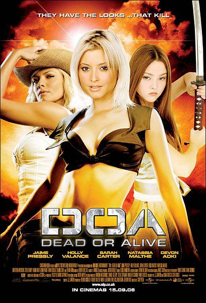 Dead Or Alive [Latino][DVD 5]