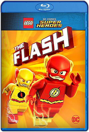 Lego DC Comics Super Heroes: The Flash (2018) HD [1080p y 720p Latino] [Varios Hosts]