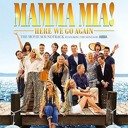 descargar BSO Mamma Mia! Here We Go Again (V.A.) (2018) mp3 - 320kbps gratis