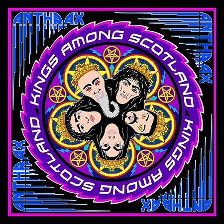 Anthrax – Kings Among Scotland (2018) mp3 - 320kbps