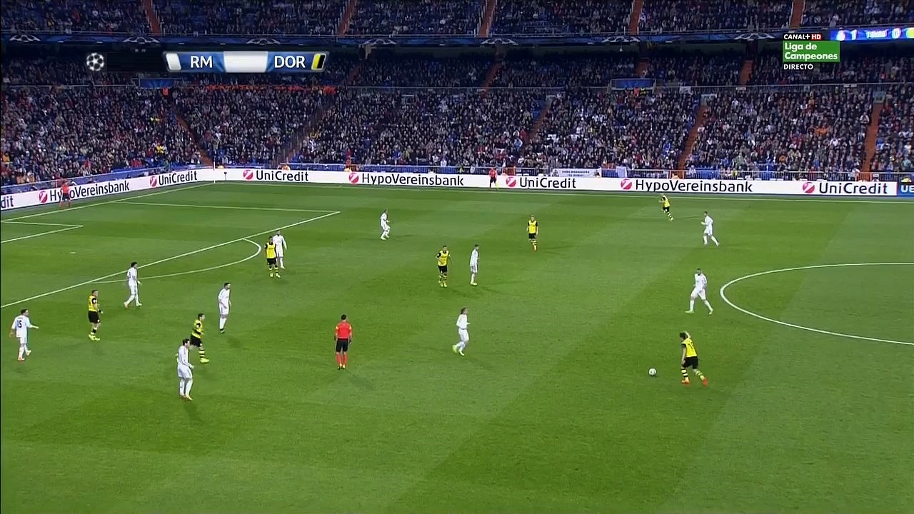Champions League 2013/2014 - Cuartos de Final - Ida - Real ...