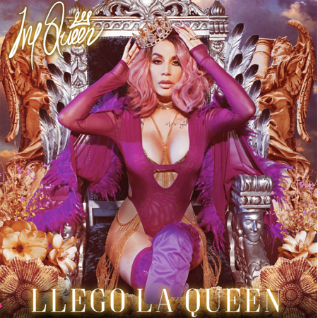 descargar Ivy Queen – Llegó La Queen (2019) mp3 - 320kbps gratis