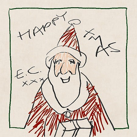 Eric Clapton - Happy Xmas (2018) mp3 - 320kbps