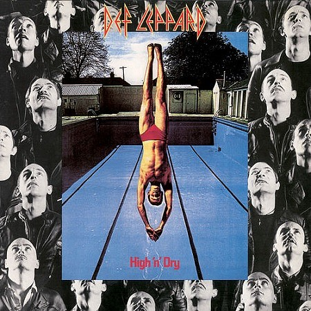 Def Leppard – High 'n' Dry (Reissue) (2018) mp3 - 320kbps