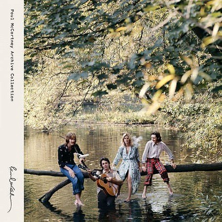 descargar Paul McCartney & Wings - Wild Life (Special Edition) (2018) mp3 - 320kbps gratis