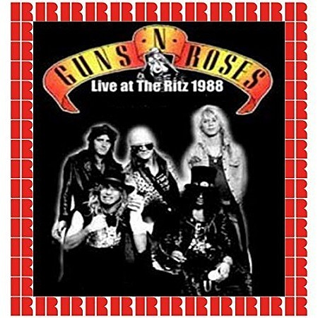 Guns N' Roses - The Ritz, New York, 1988 (HD Remastered Edition) (2018) mp3 - 320kbps